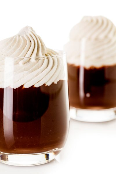 CHOCOLATE CALIENTE CON ESPECIAS