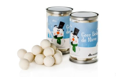 COCO BOLAS DE NIEVE